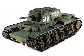 <b>Радиоуправляемый танк Taigen</b> 1/16 KV-1 (TG3878-1HC) купить в ...