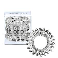 <b>Резинка</b>-<b>браслет для волос</b> Invisibobble Original - Crystal Clear ...