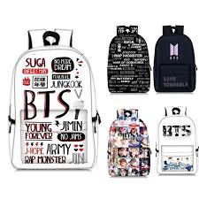 <b>BTS</b> V <b>SUGA</b> LOVE YOURSELF Shoulder Bag 3D Digital <b>Printing</b> ...