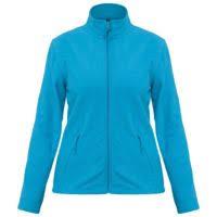 <b>Куртка женская</b> ID.501 бирюзовая, размер L для нанесения ...