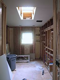 architecture bathroom toilet: keep in mind this bathroom was gutted down to the studs and the layout was completely reconfigured