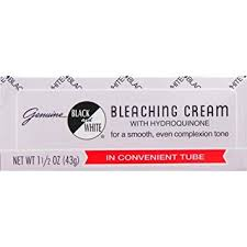 Black and White Bleaching Cream, 1.5 Ounce : Skin ... - Amazon.com