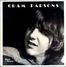 """Gram Parsons"". (SLP4088-A/B). Shiloh Records LP. Side One: Blue Eyes/Somebody Else You've Known/Millers Cave/Satified Mind/Strong Boy - GramParsonsLP"