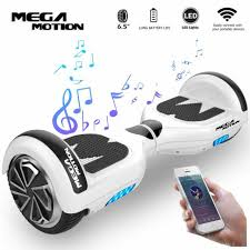 <b>Mega Motion E1</b> Self Balanced Electric Scooter -built in Bluetooth ...