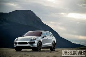 2014 Porsche Cayenne Diesel 2014 Car And Suv Diesel Buyer39s Guide Diesel Power Magazine
