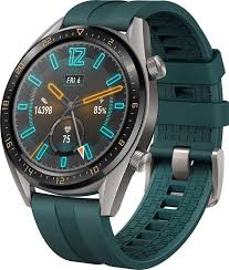<b>умные часы</b> huawei watch gt темно зеленый   shkolnie ...