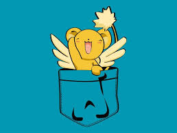 <b>Kero In Your Pocket</b> T-Shirt - The Shirt List   Cardcaptor sakura ...