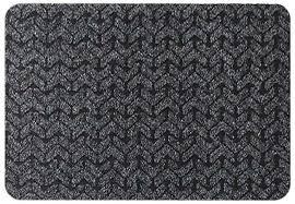 <b>Коврик придверный</b> Beaulieu <b>King</b> Size, цвет: черный, 40 х 60 см