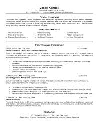resume examples  dental assistant resume example cover letter        resume examples  dental assistant resume example for dental hygienist with areas of expertise and professional