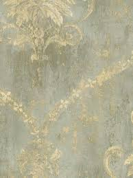 zones bedroom wallpaper: dining room faux painted wall color or damask distressed wallpaper
