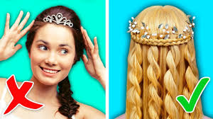 30 <b>MAGICAL</b> AND EASY <b>HAIRSTYLES</b> FOR KIDS AND ADULTS ...