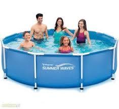 Каркасный <b>бассейн Summer Waves</b> 20008 244X76 в Краснодаре ...