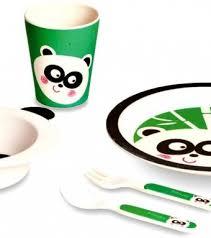 Купить <b>Eco</b>-<b>baby Бамбуковая посуда</b> для детей Панда в интернет ...