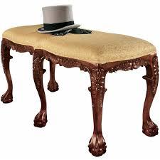 <b>Baroque Bench</b> | Wayfair