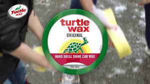 Восковая <b>полироль Turtle Wax</b> ORIGINAL - YouTube