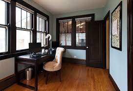 1000 images about paint colors on pinterest dark wood trim wood trim and woodwork blue home office dark wood