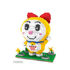 <b>hot LegoINGlys creators Classic</b> Anime Robot cat doraemon Dorami ...