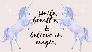 <b>Aesthetic Unicorn</b> Wallpaper Desktop