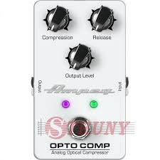 <b>Педаль эффектов AMPEG OPTO</b> COMP Optical Compressor ...