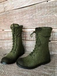 Валяные туфли Rise & Shine - коричневый,Валяние,туфли ...