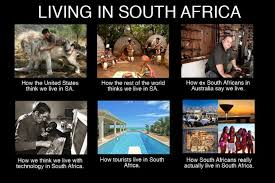AndyHadfield.com: Living in South Africa. The Meme. via Relatably.com