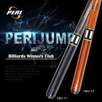 peri jump cue stick 14 mm 105 cm 9 oz canadian maple 5a wood uni loc billiard kit break 10 pieces technology