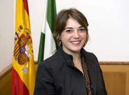 Elena Cortés (IU), Consejera de Fomento y Vivienda de la Junta de Andalucía