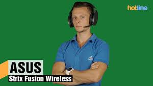 <b>ASUS Strix Fusion</b> Wireless — обзор игровой гарнитуры - YouTube