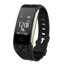 S2 <b>Smart Wristband</b> Sports <b>Fitness Bracelet</b> Tracker <b>Heart</b> Rate ...