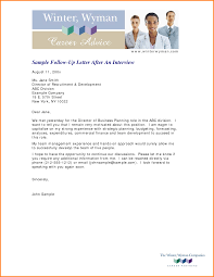 14 follow up interview letter letterhead template sample follow up interview letter 25468244 png