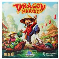 Купить <b>Настольная игра Blue</b> Orange Dragon market по низкой ...