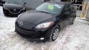 Black Mazda 3 Sold Used Car Inventory Spotlight 2012 Mazda3 Sport In Black