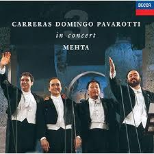 The Three Tenors - In Concert - Rome 1990 by José <b>Carreras</b> ...