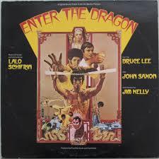 <b>Lalo Schifrin</b> - <b>Enter</b> The Dragon (Original Sound Track From The ...