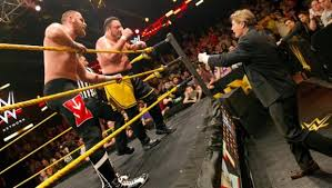 Image result for sami zayn samoa joe