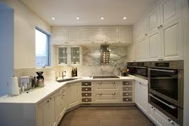 small u shaped kitchen design: odd shaped kitchen islands  island ideas super small u