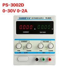 Dc Power Supply 0-30v/0-2a