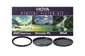 Набор <b>светофильтров Hoya</b> DIGITAL <b>FILTER KIT</b>: 72mm UV (C ...