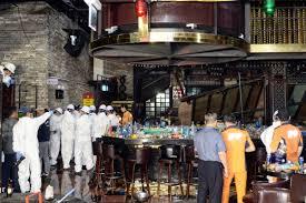 South <b>Korean night club</b> collapse kills 2, injures Americans