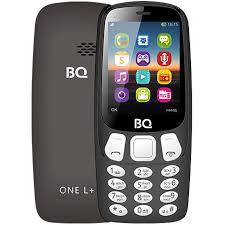Купить мобильный <b>телефон</b> BQ Mobile <b>BQ</b>-<b>2442</b> One L+ Black в ...