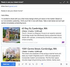 professional emails and easy scheduling for real estate agents sell more homes professional beautiful emails that bring your real estate listings to life