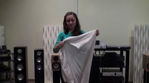 <b>Ткань акустическая Audiocore</b> 820K-18 (белая ваниль) - YouTube