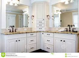 cabinets uk cabis: luxury large white master bathroom cabinets with double sinks