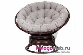 <b>Кресла</b>-<b>качалки</b> из ротанга - купить в Москве недорого, низкие ...
