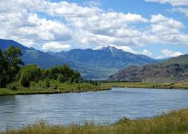 Image result for images yellowstone river montana