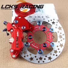 Universal <b>motorcycle brake</b> disc <b>brake</b> pads <b>220mm</b> * 70mm Hole ...