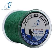 <b>ANZHENJI</b> Japan Material 500M 4 <b>Strands</b> PE Multifilament Braided ...
