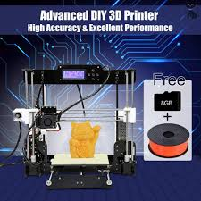 Filament Anet A8 <b>3D Printer Upgraded Auto Level</b> DIY 220*220 ...