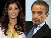 Rachida Khalil, humoriste franco-marocaine de 41 ans, s'est mariée récemment avec Henri Proglio, 63 ans, ancien patron de Veolia à qui on prêtait une longue ... - arton36446