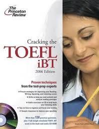 Cracking the TOEFL iBT (Paperback): <b>Douglas Pierce</b>, <b>Sean Kinsell</b> ...
